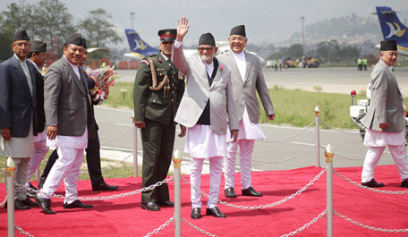 PM Off to Indonesia