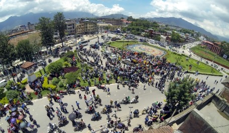 Hindu Demands Nepal as a Hindu State
