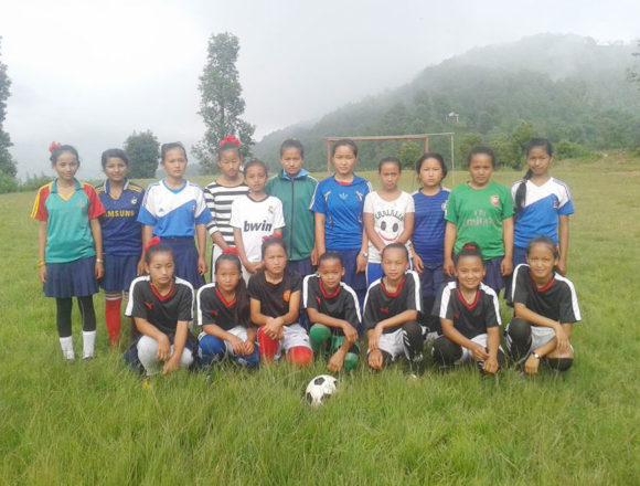 Girl-Football